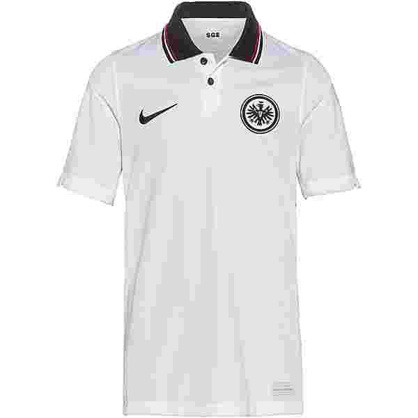 Nike Eintracht Frankfurt 20-21 Auswärts Trikot Kinder white-black
