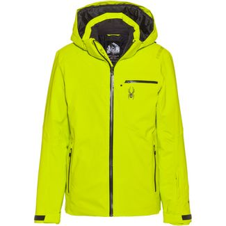 Spyder GORE-TEX® Skijacke Herren sharp lime