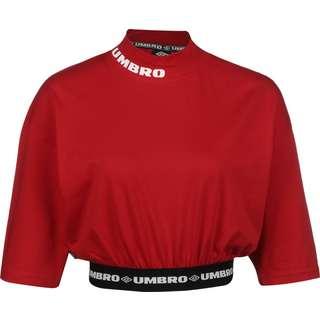 UMBRO Migra W T-Shirt Damen rot
