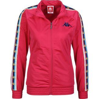 KAPPA Valmira W Trainingsjacke Damen pink