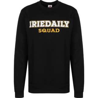 iriedaily ID Squad Crew Sweatshirt Herren schwarz
