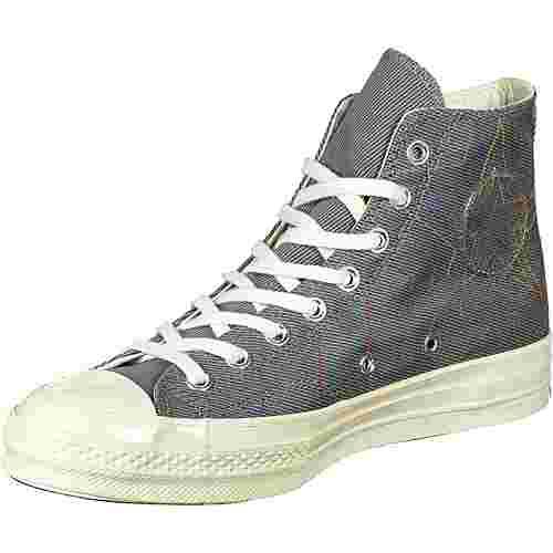 CONVERSE Chuck 70 Rainbow Hi Sneaker grau