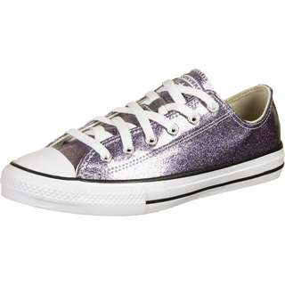 CONVERSE All Star Ox Sneaker Kinder moody purple/white/black