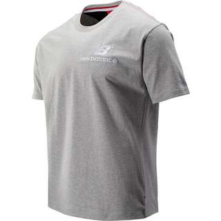 NEW BALANCE MT93523 T-Shirt Herren grau