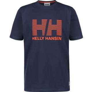 HELLY HANSEN Crew T-Shirt Herren blau