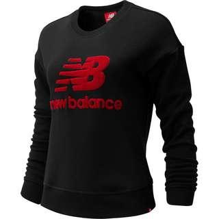 NEW BALANCE WT93548 Sweatshirt Damen schwarz