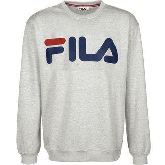 FILA Classic Logo Sweatshirt Herren grau/meliert