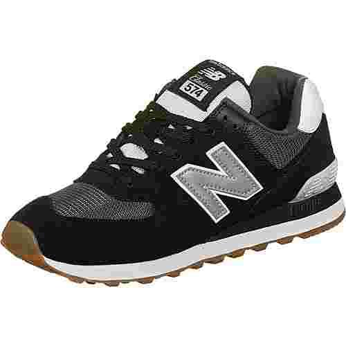 NEW BALANCE 574 Sneaker Herren schwarz