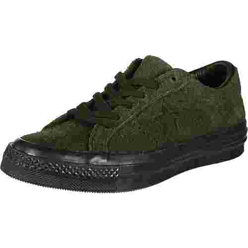 CONVERSE One Star Black Sole Sneaker oliv