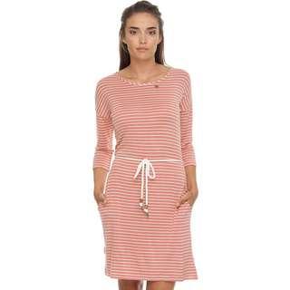 Ragwear Vidana W Kurzarmkleid Damen pink