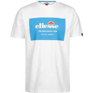 Ellesse Grosso T-Shirt Herren weiß/blau