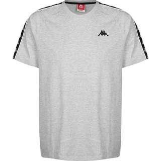 KAPPA Ernesto T-Shirt Herren grau/meliert