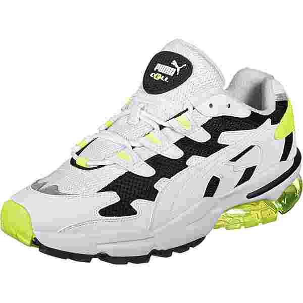 PUMA Cell Alien OG Sneaker weiß/neon