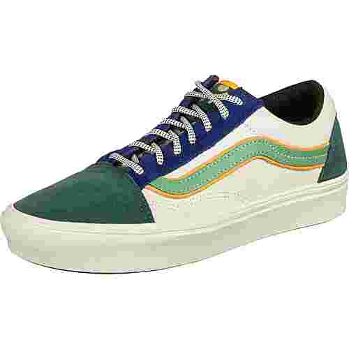 Vans ComfyCush Old Skool Sneaker beige/grün