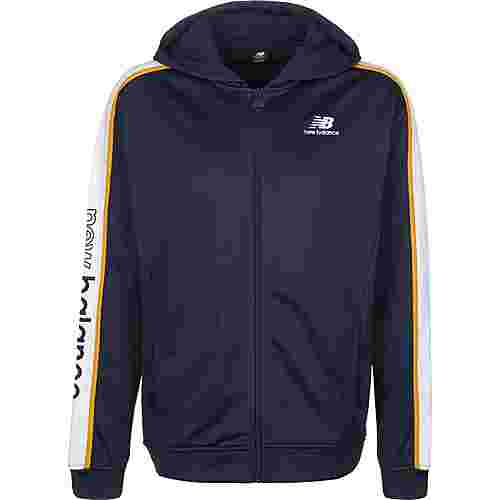 NEW BALANCE MJ01512 Trainingsjacke Herren blau