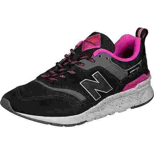 NEW BALANCE CW997 W Sneaker Damen schwarz/pink