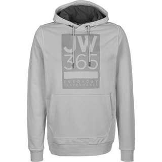 Jack Wolfskin 365 Hoodie Herren grau