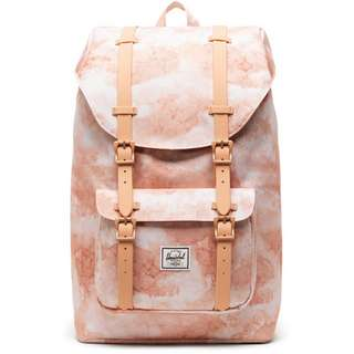 Herschel Rucksack Little America Mid-Volume Class Daypack pastel cloud papaya