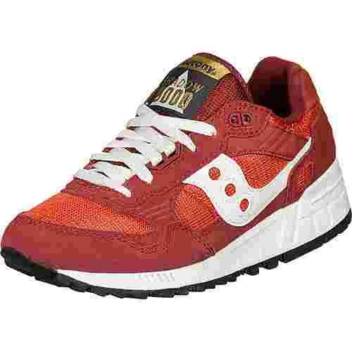 Saucony Shadow 5000 Sneaker Damen rot