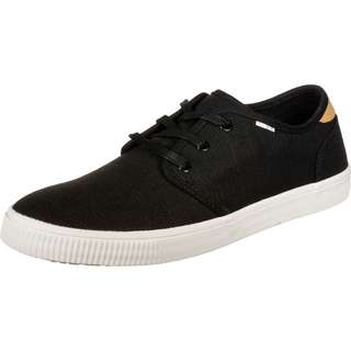 Toms Carlo Sneaker Herren schwarz