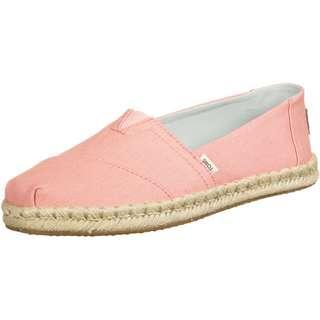 Toms Alpargata Sneaker Damen pink