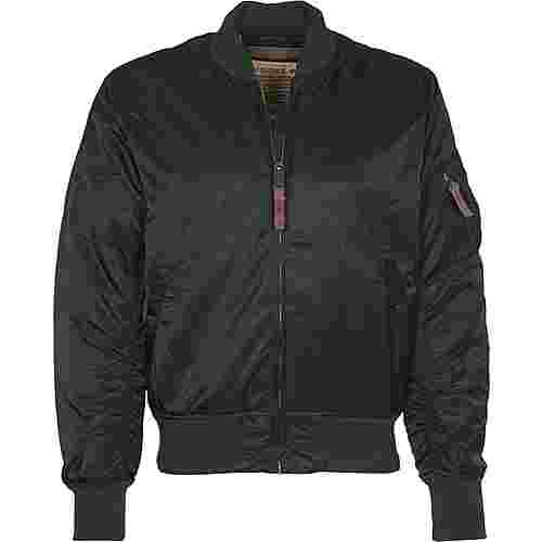 Alpha Industries MA-1 VF 59 Winterjacke Herren grün