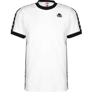 KAPPA 222 Banda Bismal T-Shirt Herren weiß