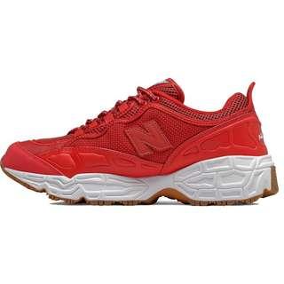 NEW BALANCE ML801 Sneaker Herren rot