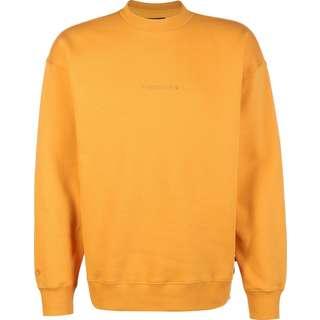 CONVERSE Centerfront Wordmark Sweatshirt Herren gelb
