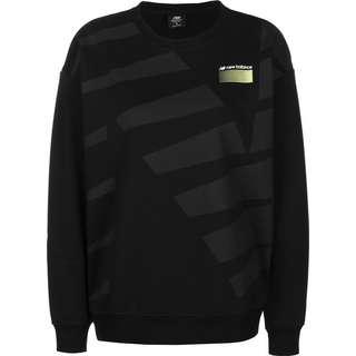 NEW BALANCE WT01524 Sweatshirt Damen schwarz