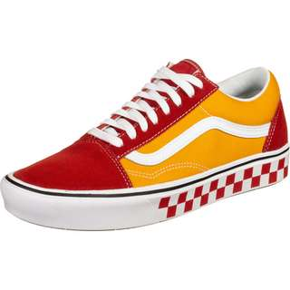 Vans ComfyCush Old Skool Sneaker rot/orange
