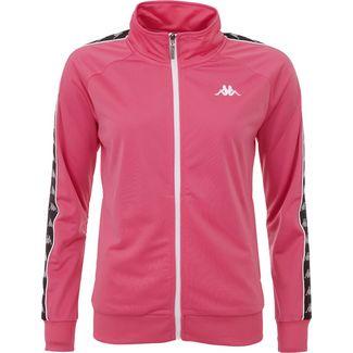 KAPPA Ellen W Trainingsjacke Damen pink