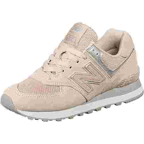 NEW BALANCE 574 W Sneaker Damen pink