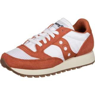 Saucony Jazz Original Vintage W Sneaker Damen orange