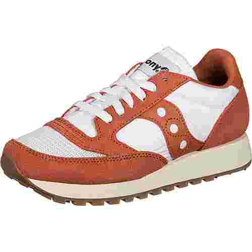 Saucony Jazz Original Vintage W Sneaker Damen orange