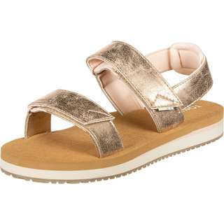 Toms Ray W Sandalen Damen gold