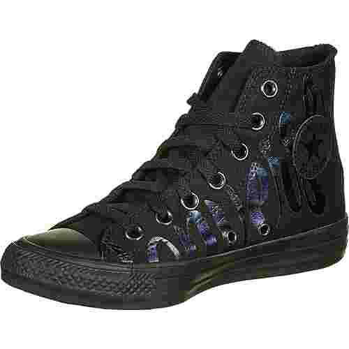 CONVERSE Ctas Hi W Sneaker Damen schwarz