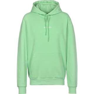 New Era Essential Hoodie Herren grün