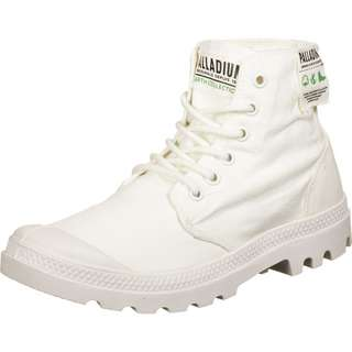 Palladium Pampa Hi Organic Sneaker weiß