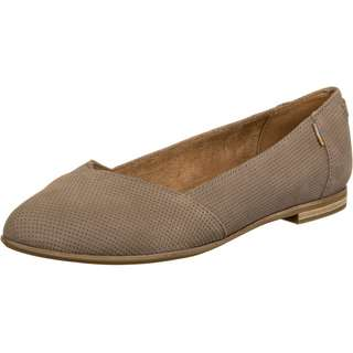 Toms Julie Flat Sneaker Damen grau