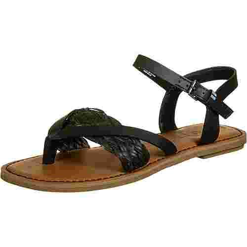 Toms Lexie Sandalen Damen schwarz