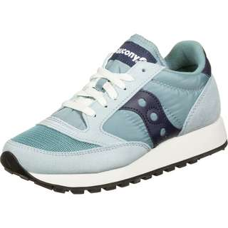 Saucony Jazz Vintage W Sneaker Damen blau