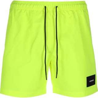 Calvin Klein Medium Drawstring Boardshorts Herren neon/gelb/schwarz
