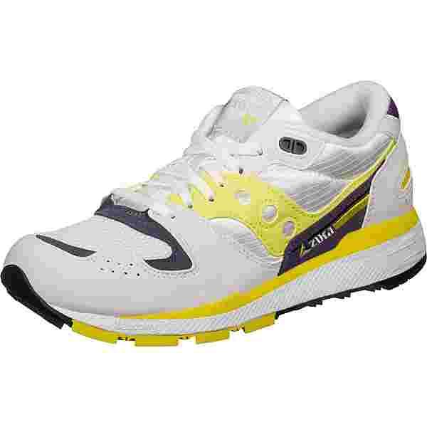 Saucony Azura Sneaker Herren weiß/gelb
