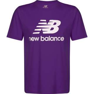 NEW BALANCE MT91546 T-Shirt Herren lila