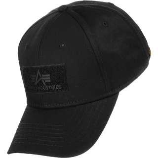 Alpha Industries Sportswear Cap schwarz