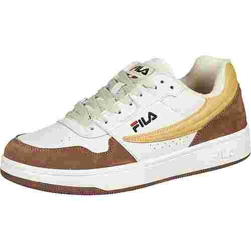 FILA Arcade Low Sneaker Herren beige/braun