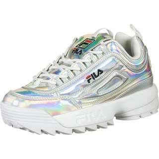 FILA Disruptor W Sneaker Damen silber