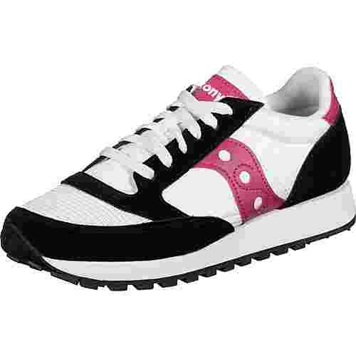 Saucony Jazz Vintage W Sneaker Damen weiß/schwarz