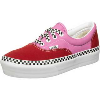 Vans 66 Era Platform Sneaker rot/pink